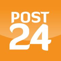 Post24 logo